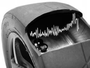 High-Speed Tire Pressure Sensor